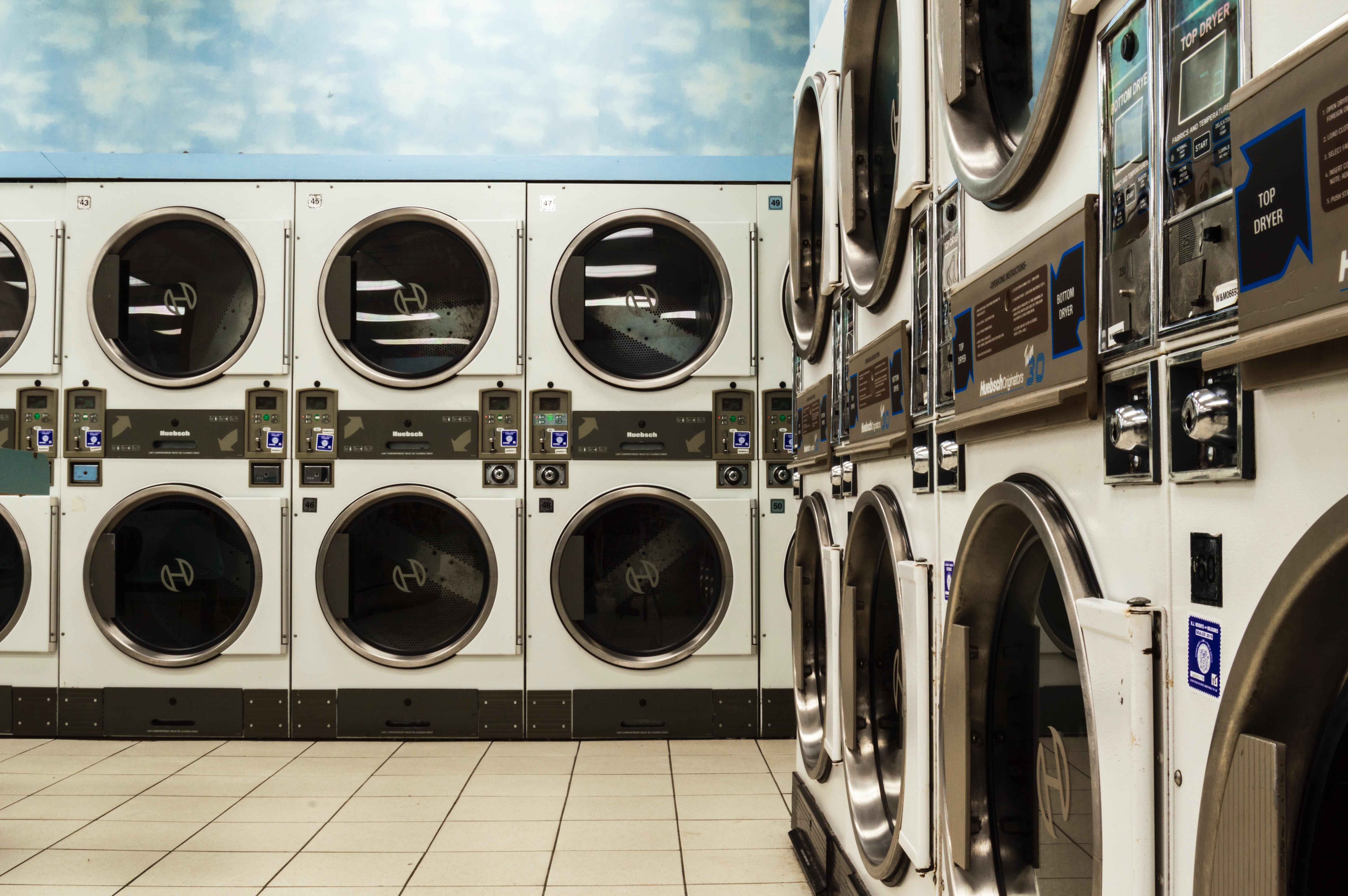 Soluciones RFID para las lavanderías